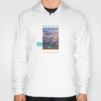 parks Hoodies featuring National Parks: Grand Canyon by Roadtrippers