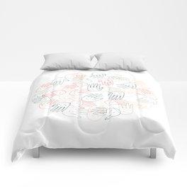 Hands On Comforters