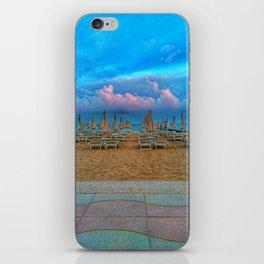 jesolo sea iPhone Skin