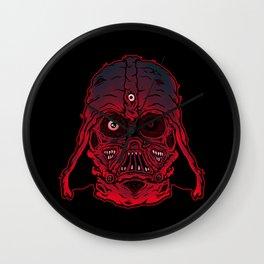 Monster Vader Wall Clock