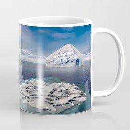 Frozen ocean Coffee Mug