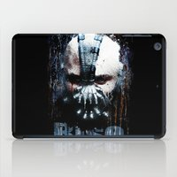 bane iPad Cases featuring Bane: Rise by Sirenphotos
