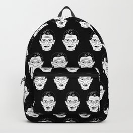 Ruth Bader Ginsburg Face Feminist Gifts Notorious RBG Backpack