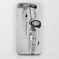 DeLorean DMC-12 Slim Case iPhone 6s