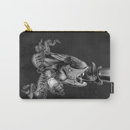 The Crow. Nevermore Carry-All Pouch