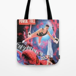 Power Full Move Tote Bag