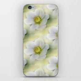 flowers -10- seamless pattern iPhone Skin