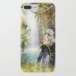 Lost in paradise iPhone Case