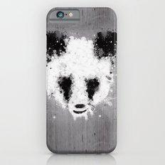 panda paint Slim Case iPhone 6