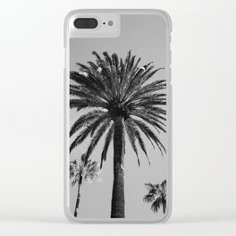 Beverly Hills Sky III Clear iPhone Case