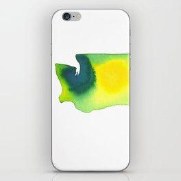 Washington Green iPhone Skin