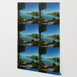Moody Lake McDonald Wallpaper
