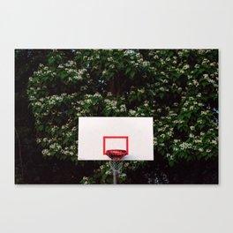 HoopDreams Canvas Print