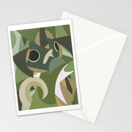 Shapes of Bruce Stationery Cards