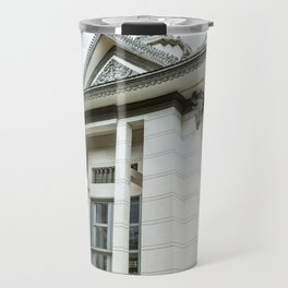 Memorial Stupa at the Killing Fields Travel Mug