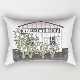 Blacksmith Rectangular Pillow
