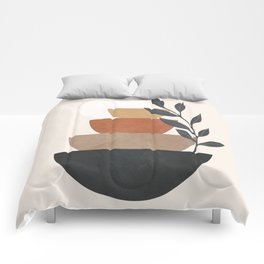 Branch and Balancing Elements Comforters