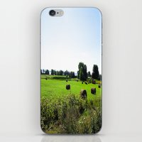 vermont iPhone & iPod Skins featuring VERMONT by TechkyDude