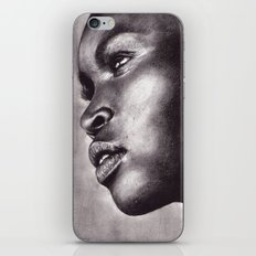 Light In Her Eyes  iPhone & iPod Skin