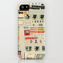 sextape iPhone Case