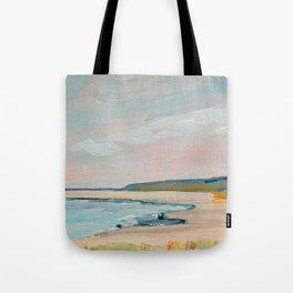 Crane Beach, Ipswich Tote Bag