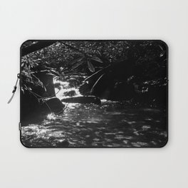 Shadow of The Mountain Laptop Sleeve