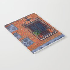 Toledo window Notebook