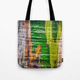 Textures of Camo Tote Bag