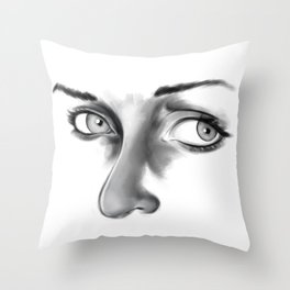 Thoughtful Throw Pillow