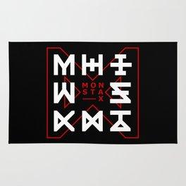 Monsta X -The Code Rug