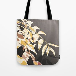 Autumn Vibes leaves Tote Bag
