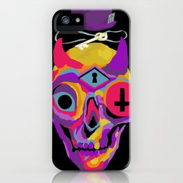 Dream Watcher iPhone Case