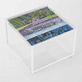 Trickle Down Acrylic Box