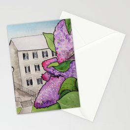Springtime at Watson's Mill Stationery Cards