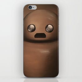 Herb the Portraitbot iPhone Skin