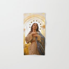 Our Lady of Conception Hand & Bath Towel