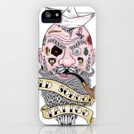 The Sailor iPhone Case