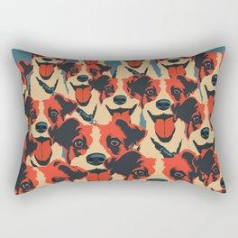 bella bella Rectangular Pillow