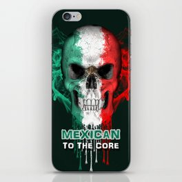 To The Core Collection: Mexico iPhone Skin