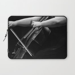 Hands of a Cellist Laptop Sleeve