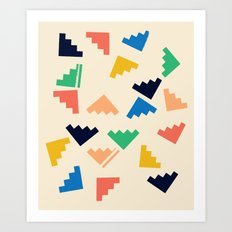Studio Visit — Matthew Korbel-Bowers Art Print