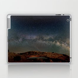 Starry Night Over Mesa Arch Laptop & iPad Skin