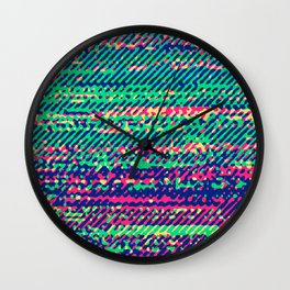 The Night Has a Thousand Noises Wall Clock
