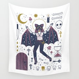 The Gatekeeper Wall Tapestry