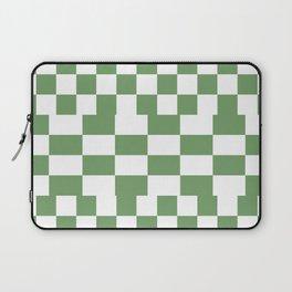 Checkered  Laptop Sleeve