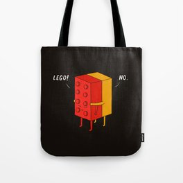 I'll never let go Tote Bag