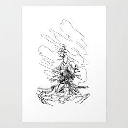 Tofino, BC Art Print