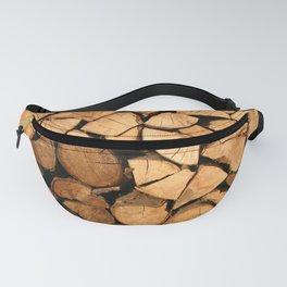 Wood Fanny Pack