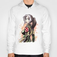 rogue Hoodies featuring Rogue by Raenyras