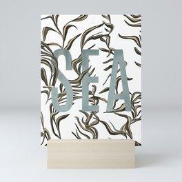 Drifting Seaweed Mini Art Print